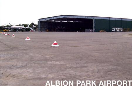 albion park airport