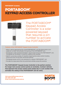 Keypad Access Controller