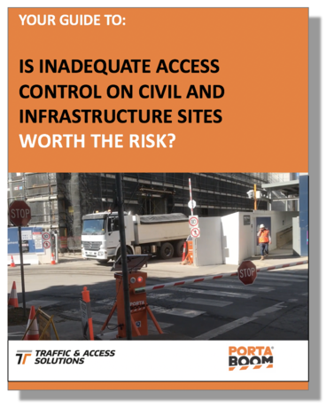Is inadequate access control on civil and infrastructure sites worth the risk?