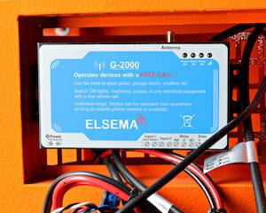 GSM Mobile Access Controller