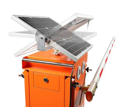 PORTABOOM Solar Panel