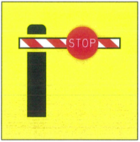 WA Portaboom Sign