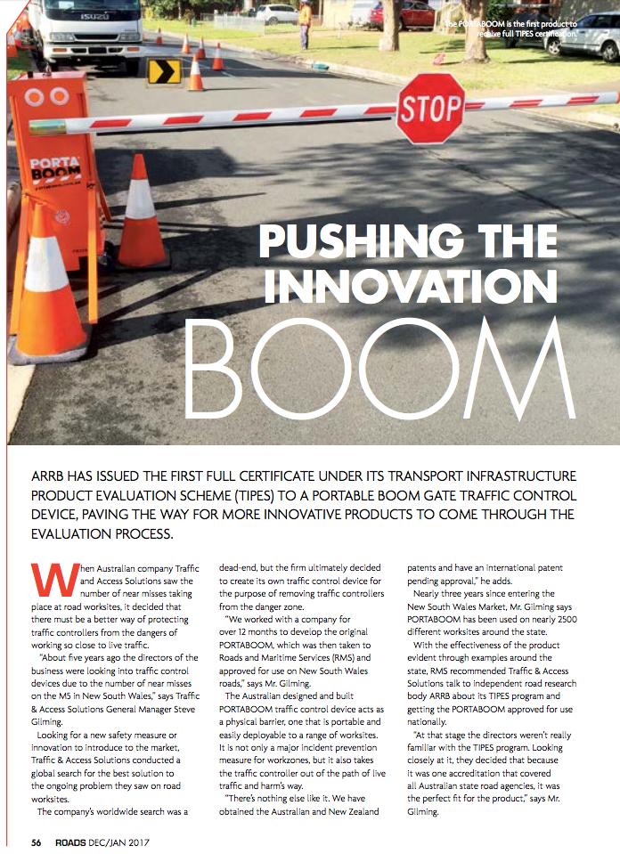 Road & Civil Works Magazine - Dec / Jan 2017
