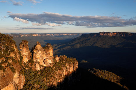 Three Sisters at Echo Point in Katoomba – Blue Mountains