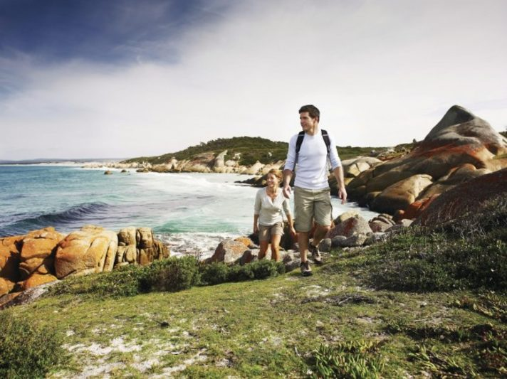 Get lost in the wonder of the Bay of Fires, Tasmania