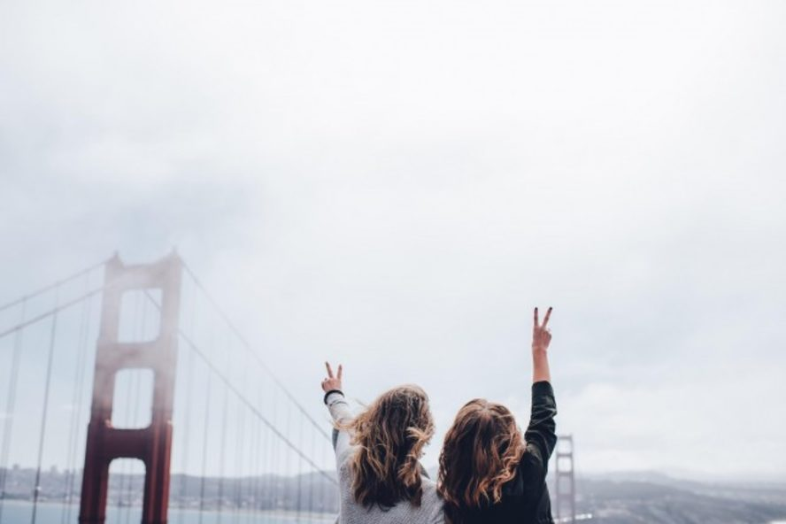 Soak up the views in San Francisco