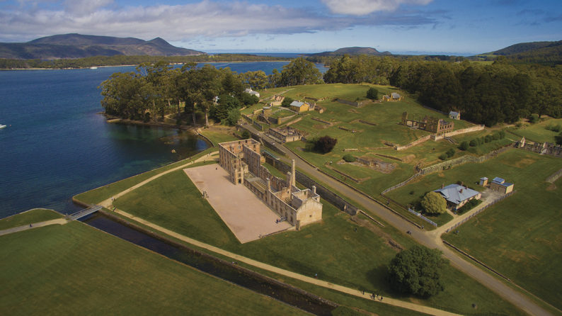 Wander the grounds of Port Arthur Historic Site, TAS