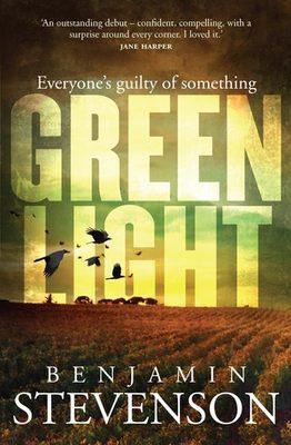 Greenlight by Benjamin Stevesnson