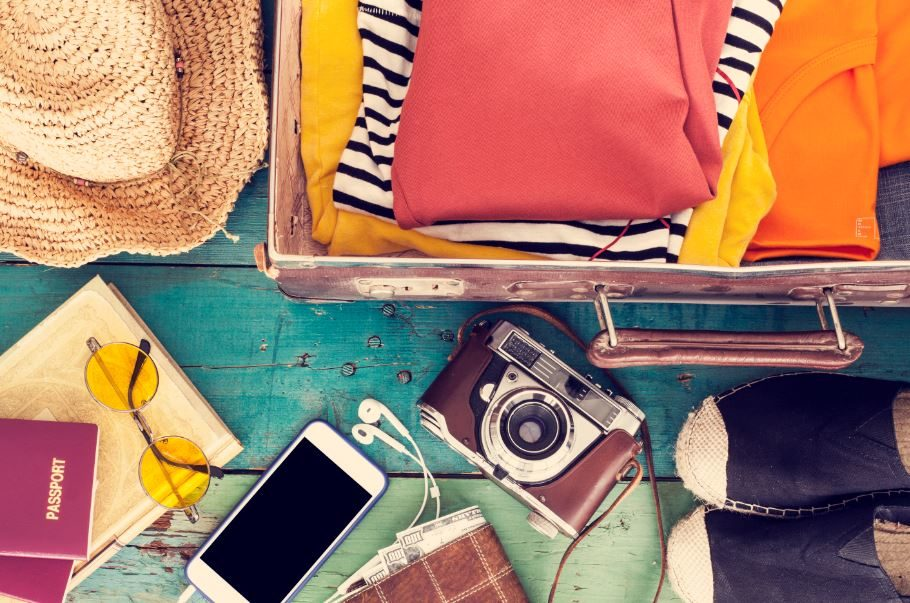 We have the best tips for travelling with carry-on luggage