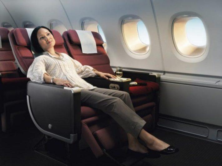 Qantas Premium Economy. Image credit: Qantas
