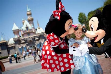 Make a fairytale come true at Disneyland