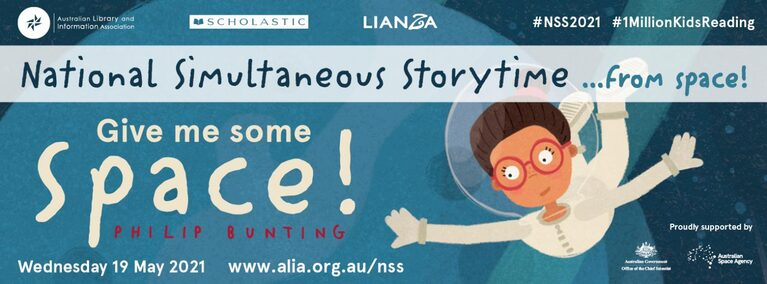 National Simultaneous Storytime 2021