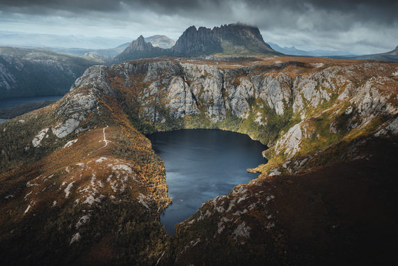 Fancy a hike? Cradle mountain has plenty