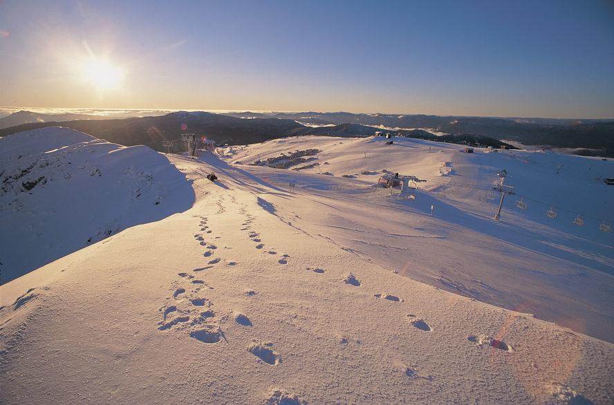 Mount Buller. Image credit: Visit Victoria