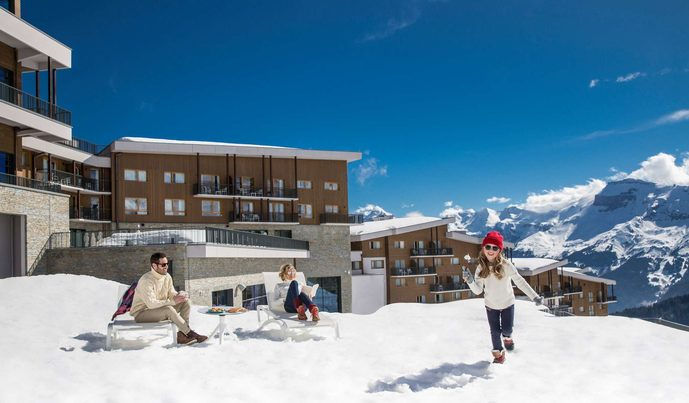 Club Med Grand Massif Samoens Morillon. Credit: Club Med.