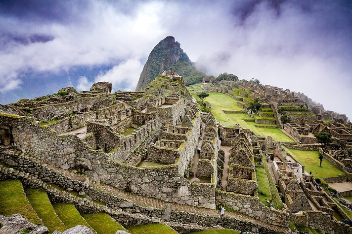 Machu Picchu, the 'lost city of the Incas'. Image credit: Pixabay