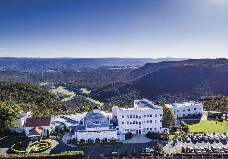 The Hydro Majestic Hotel, Medlow Bath – Blue Mountains. Image credit: Destination NSW