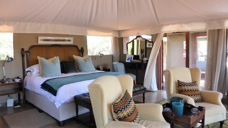 Image: Tintswalo Lapalala, Waterberg, South Africa. Credit: Swagman Tours.
