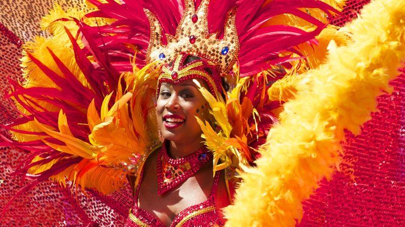 Image: Rio's Carnival