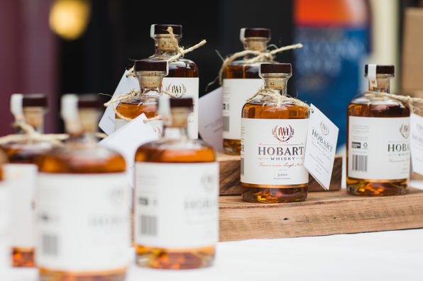 Hobart is the king of whisky