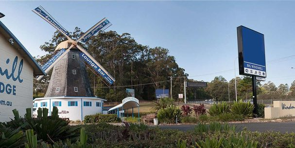 The Big Windmill, Coffs Harbour