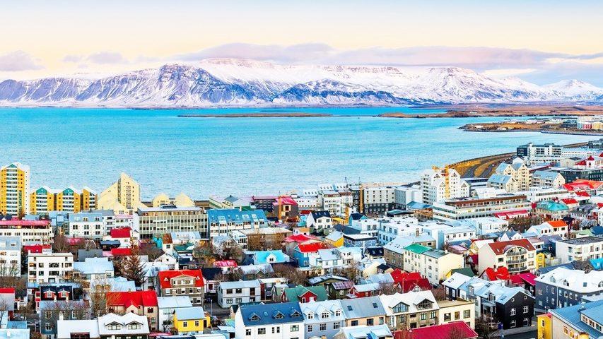 Reykjavik. Credit: Royal Caribbean Cruises.