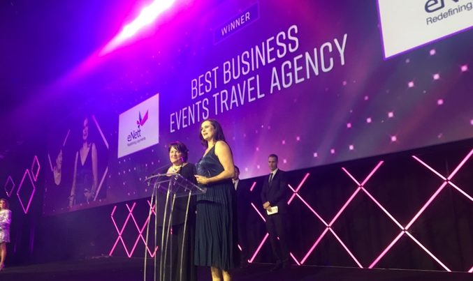 Best Business Events Travel Agency winner, The Events Authority
