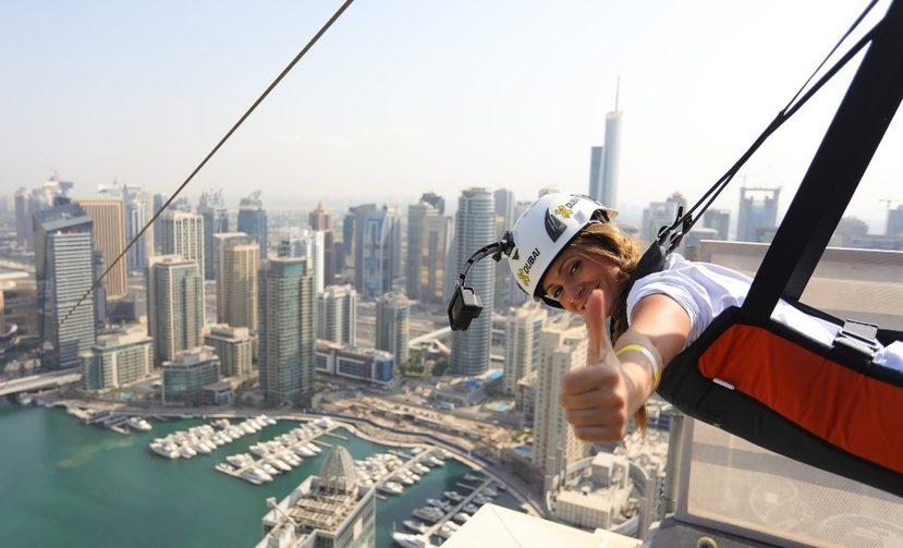 XLine, Dubai Marina. Image credit: XLine