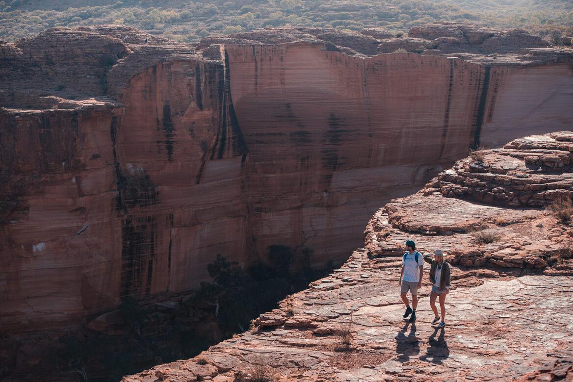 Rim Walk at Kings Canyon