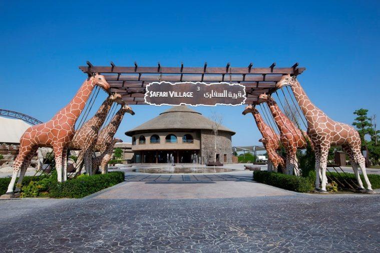 Dubai Safari Park. Image credit: Dubai Tourism
