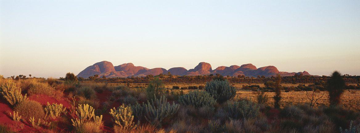 (Kata Tjuta. Image credit: Tourism Australia)