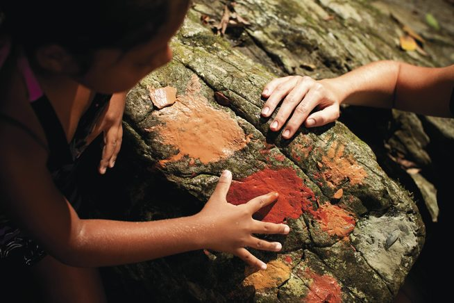 (Indigenous experiences, Queensland. Image credit: James Fisher/Tourism Australia)