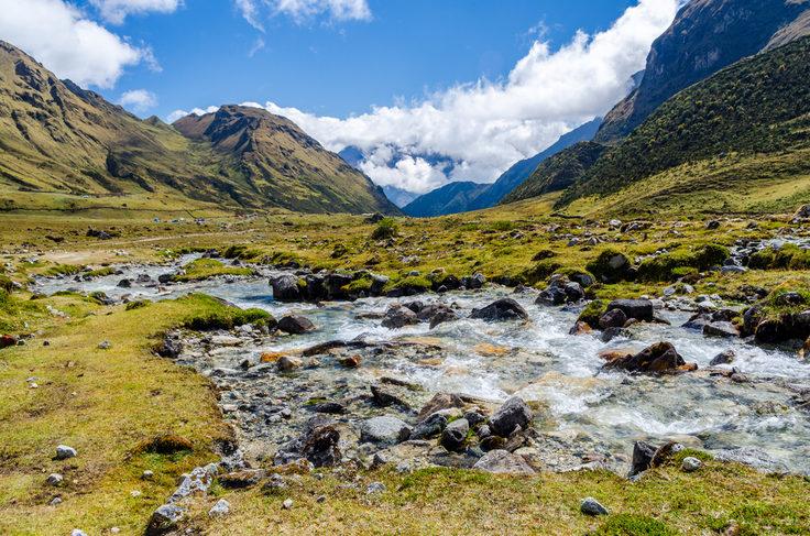 Salkantay Trek, Peru. Image credit: Chimu Adventures