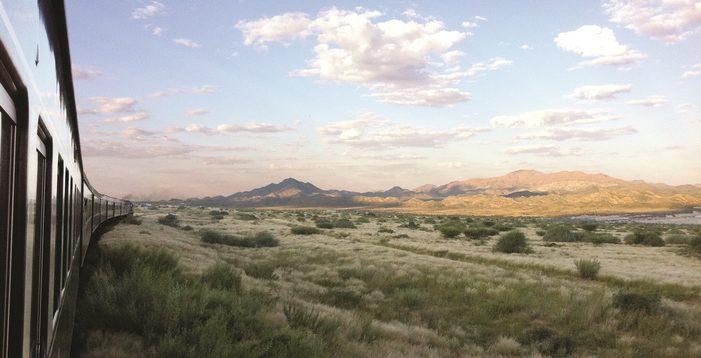 (Image: Rovos Rail explores southern Africa. Credit: Rail Plus)