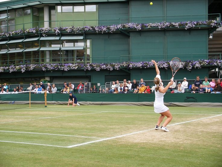 A day at Wimbledon – a serious bucket list experience.