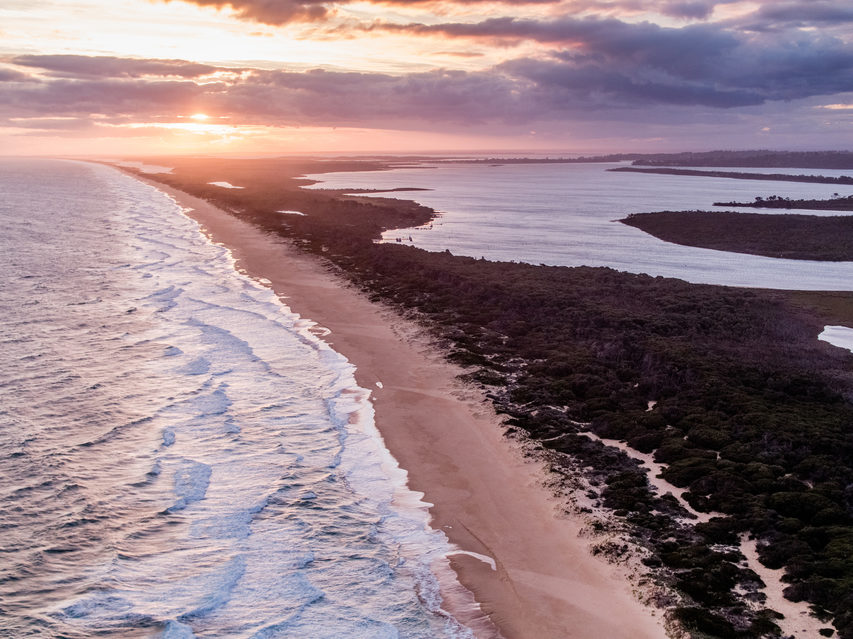 Gippsland Lakes: Photo Credit Visit Victoria