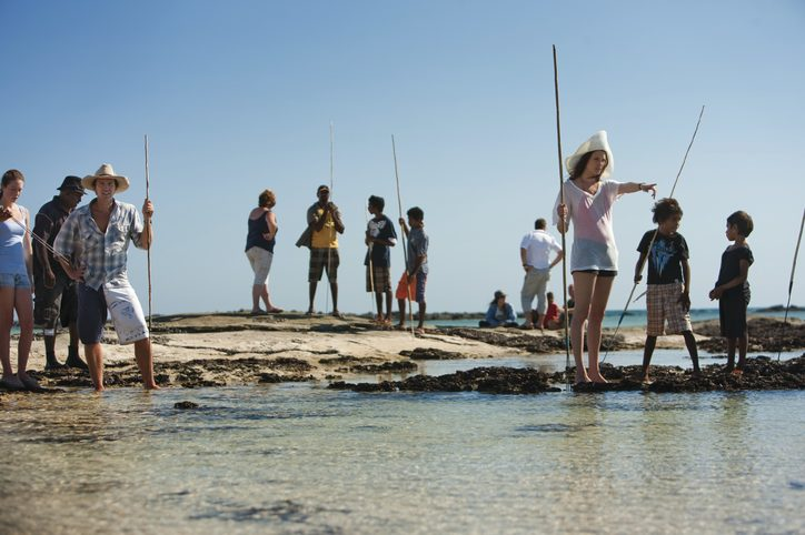 (Indigenous experiences, Western Australia. Image credit James Fisher/Tourism Australia Copyright)