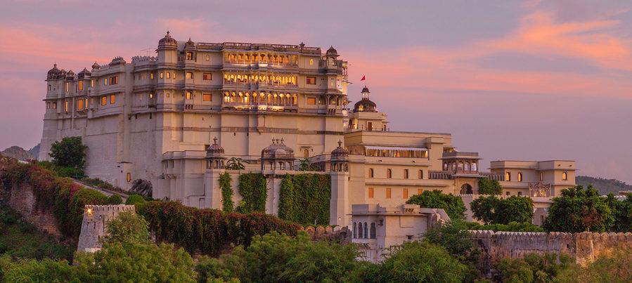 RAAS Devigarh hotel, Udaipur. Image credit: RAAS Devigarh hotel