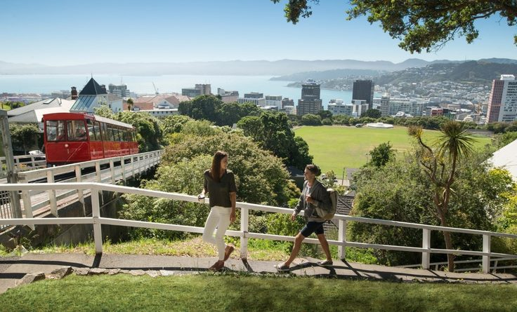 Image: Kelburn, Wellington. Credit: Julian Apse