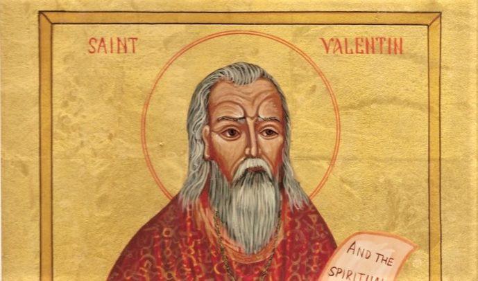 Origins of Valentines are not so loving