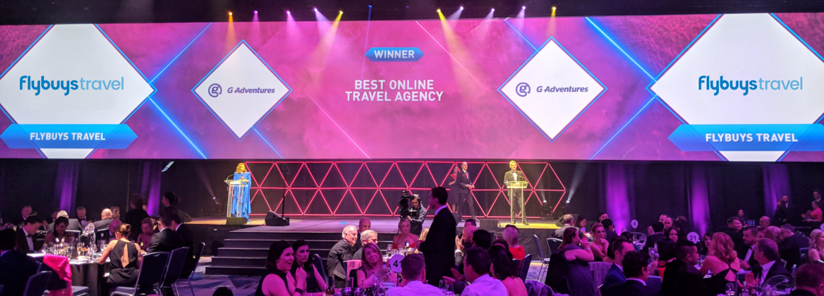 flybuys travel winner of Best Online Travel Agency