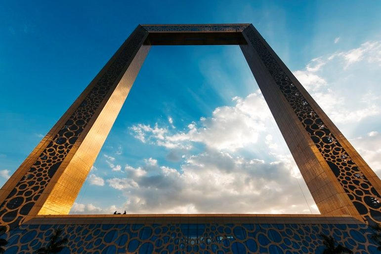 Dubai Frame. Image credit: pavel.ershev@gmail.com / Dubai Tourism