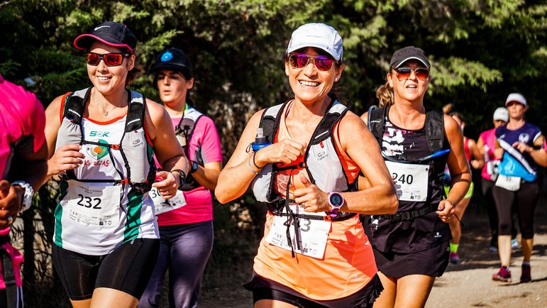 Looking for a running event abroad?