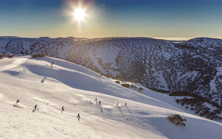 Mount Hotham. Image credit:  Mount Hotham