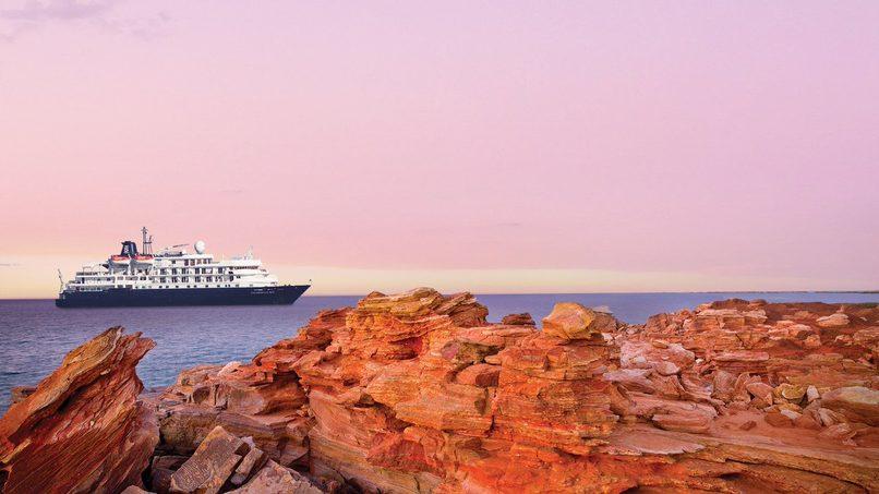 Kimberley Cruising. Credit: APT