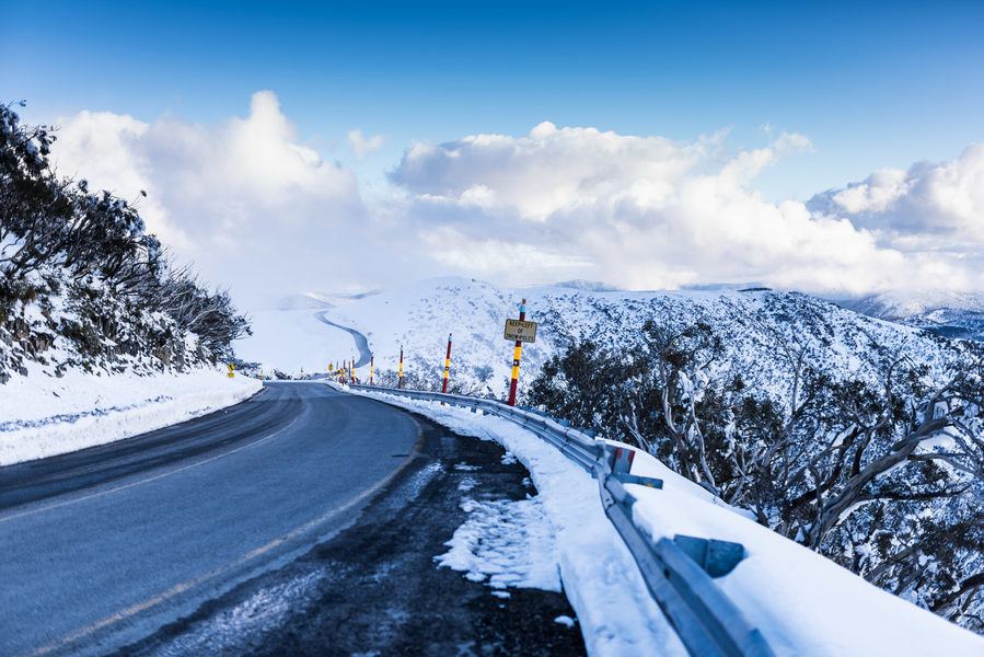 Mount Hotham mountain ranges. Image credit: Visit Victoria