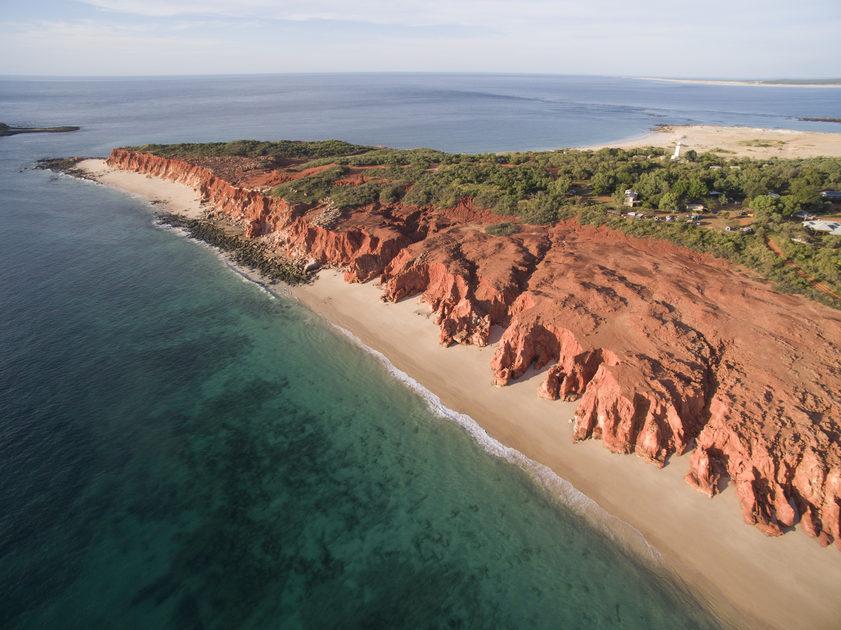 Kooljaman at Cape Leveque, WA. Credit: Tourism Western Australia
