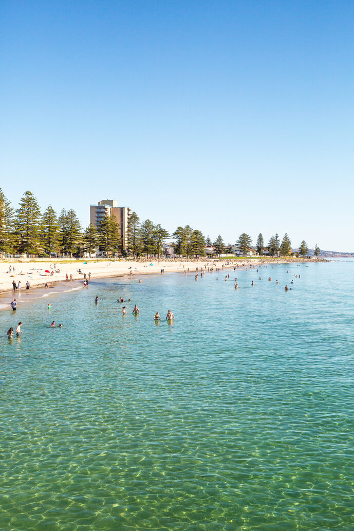 Glenelg Beach_South Australian Tourism Commission
