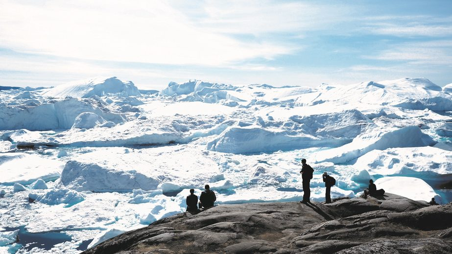 Image: Ilulissat, West Greenland. Credit: World Expeditions