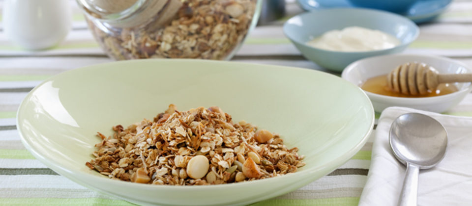 All the macadamia muesli recipes you could ever need